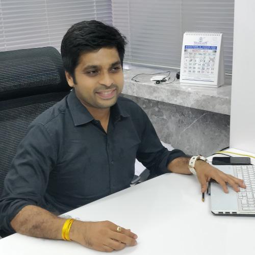 Mr. Pinesh Shah