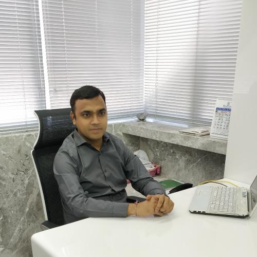 Mr. Vivek Shah